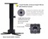 mount mounts Projector Brackets universal XY Screens