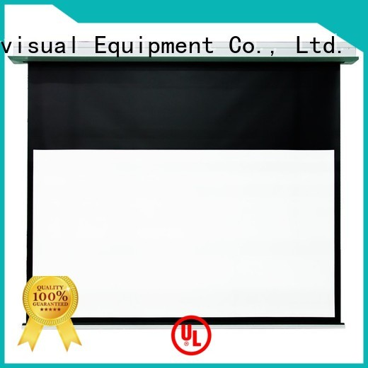 inceiling hcl1 electric XY Screens Brand home theater screen factory