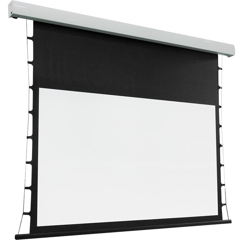 Tab-tensioned Motorized Projection Screen EC2 Series