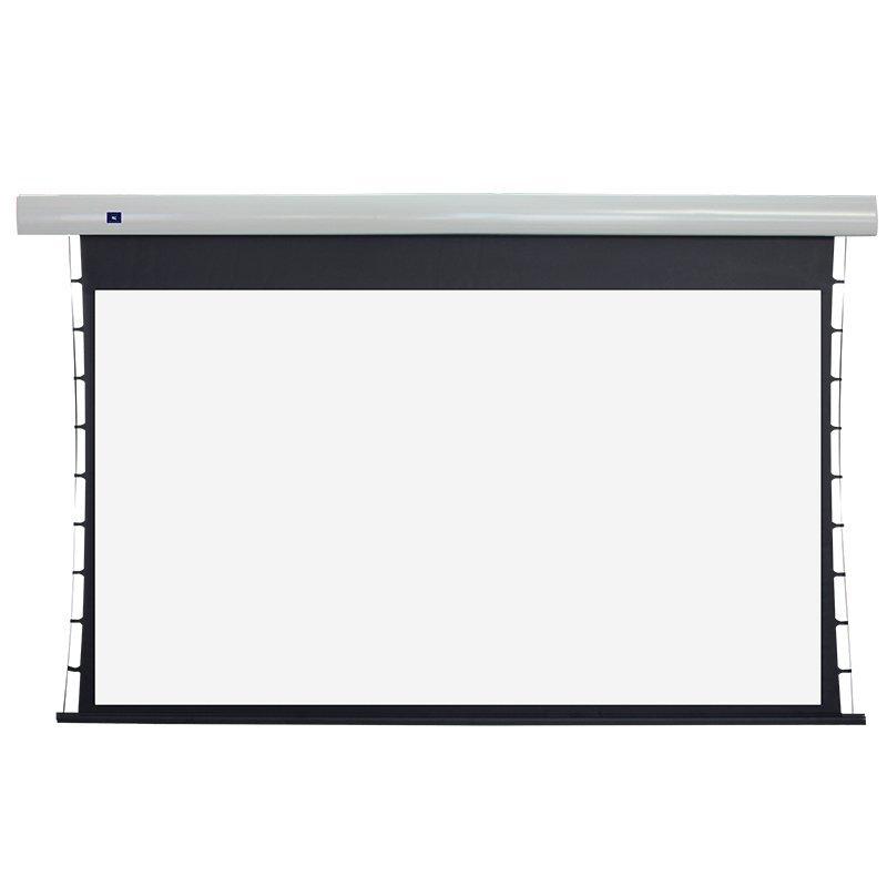 Intelligent Tab-tensioned Motorized Projection Screen EC1 Series