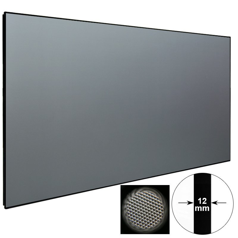 Short Throw ALR Projector Screen Projection Television ZHK100B-PET Grid