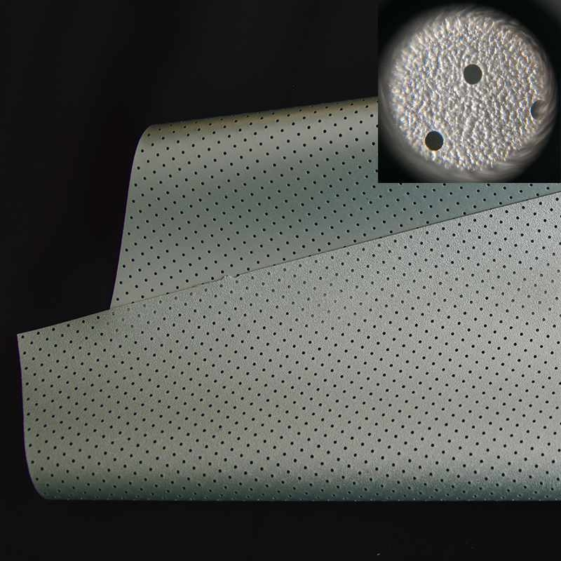 Metallic Perforating Acoustically Transparent Fabric MFS1