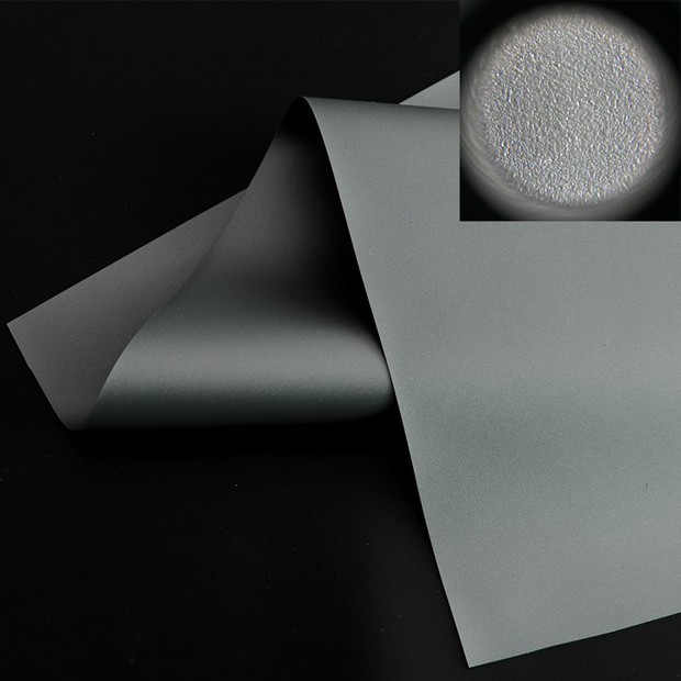 Standard Throw Ambient Light Rejecting Fabric Black Crystal