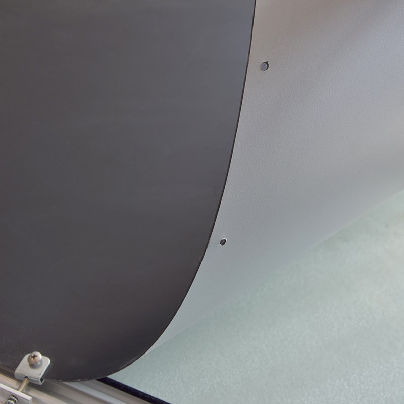 Silver Hard Screen Fabric FH201