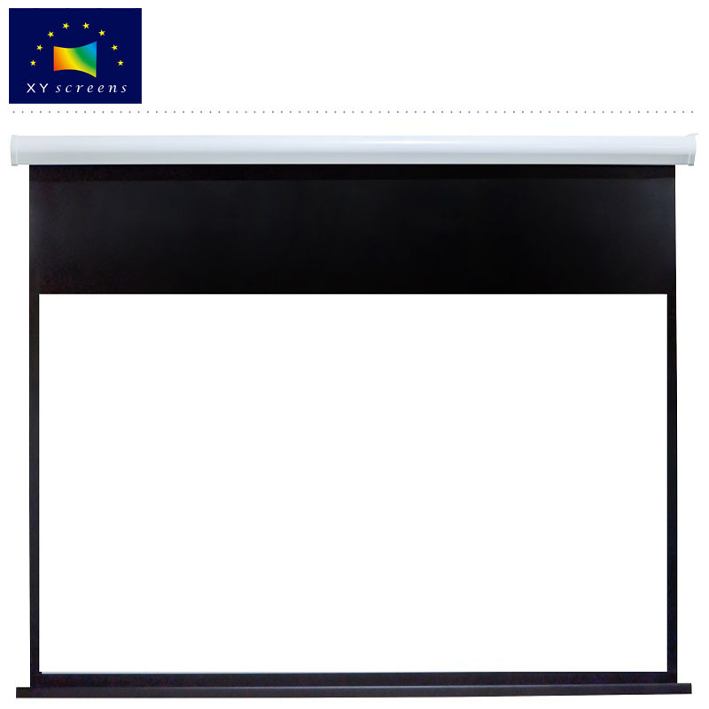 100-135 inch Motorized Projection Screen RC80