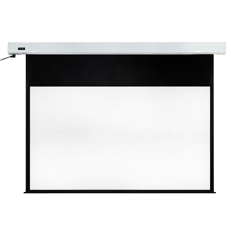 Iron Intelligent Motorized Projection Screen SC83 Series