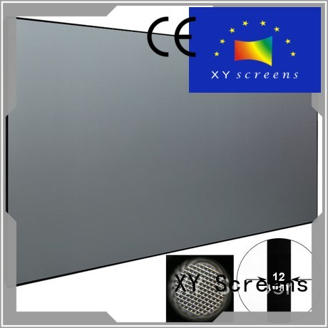 screen alr throw ultra short throw projector screen thin XY Screens
