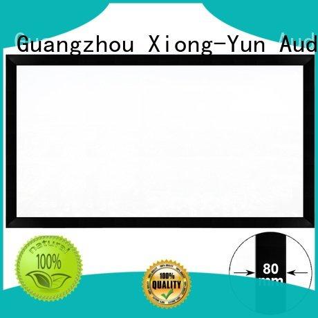 series movie projector screen hk80c hk80b