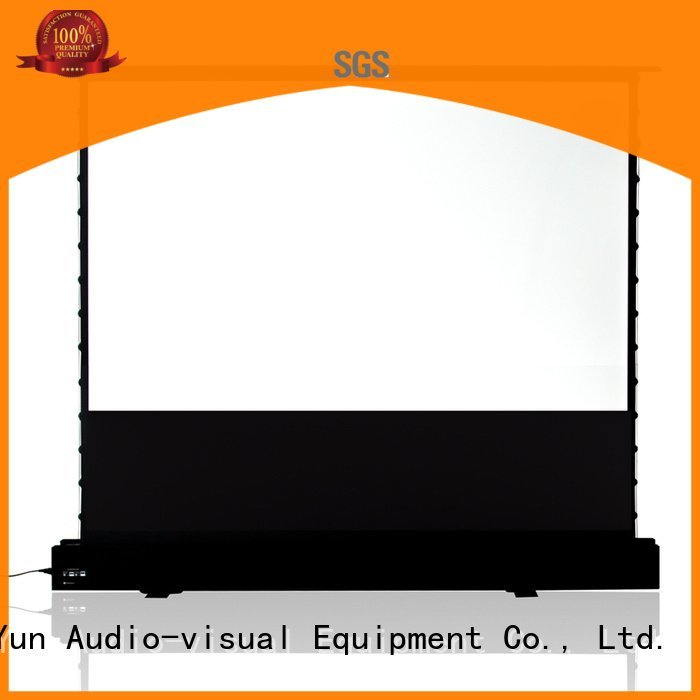 pull up projector screen 16 9 electric pull up projector screen dlpu XY Screens