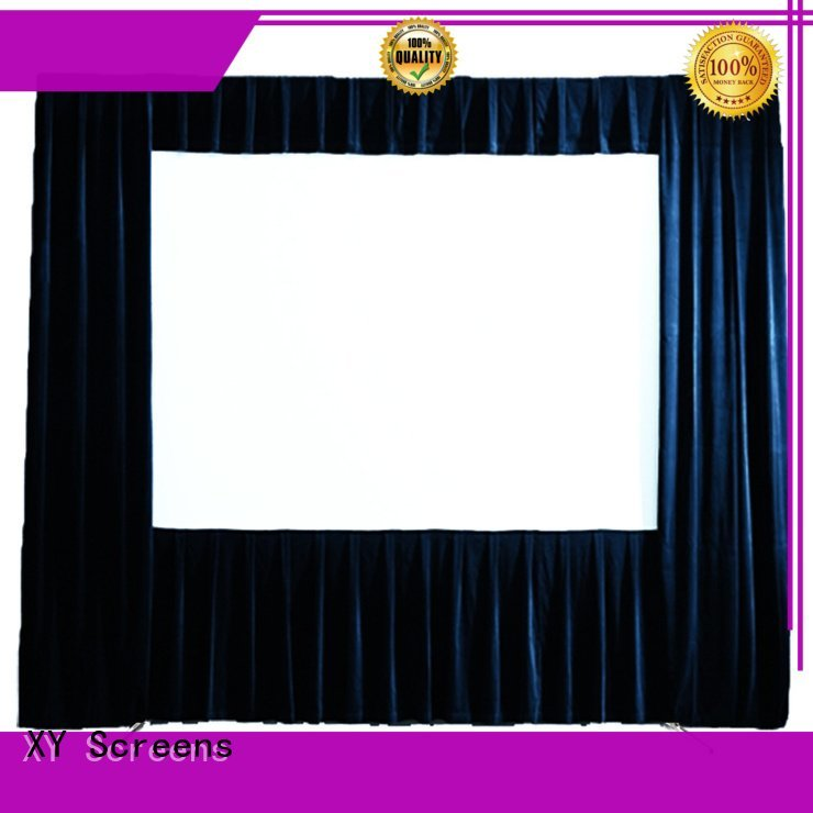 portable outdoor pull down projector screen screen folding