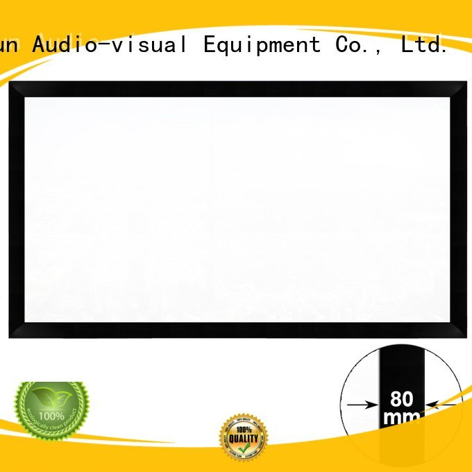 hk80b cheap movie projector XY Screens Brand