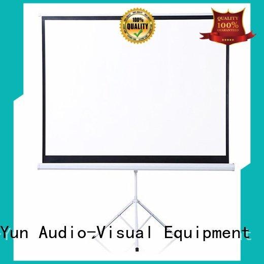 rst64 tripod XY Screens tripod projector screen