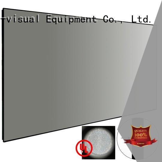 ambient light projector screen zhk100bblack ambient light XY Screens