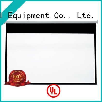 pull down rear projection screen screen pull down projector screen XY Screens