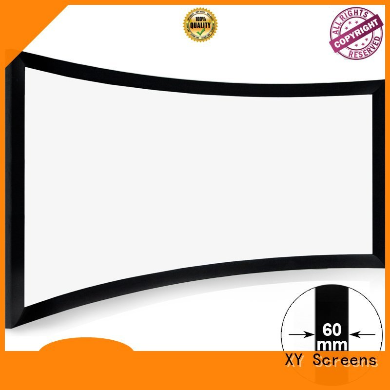 home entertainment projector XY Screens