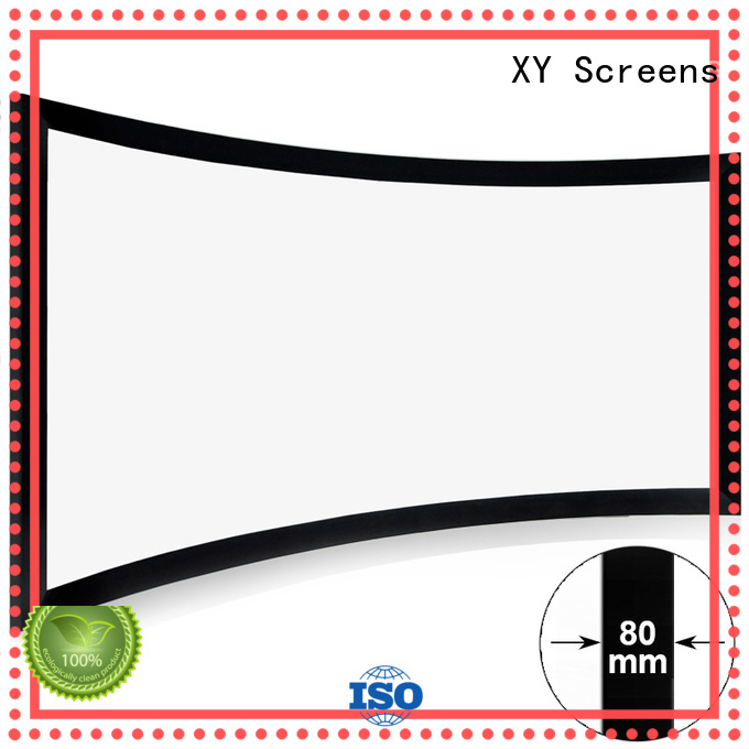 Wholesale bezel home entertainment projector czhk100b XY Screens Brand