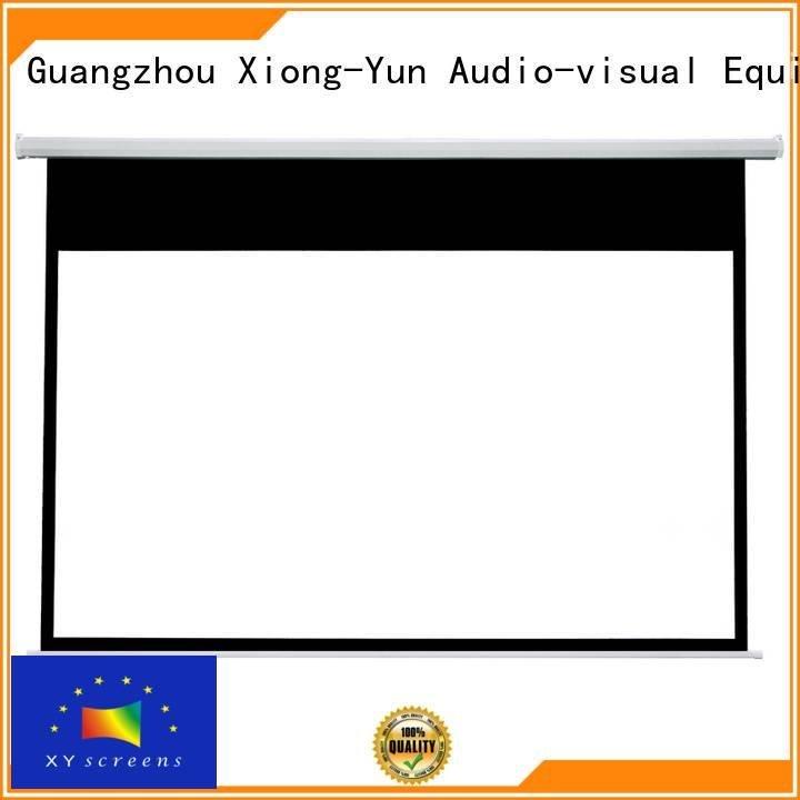 XY Screens Brand