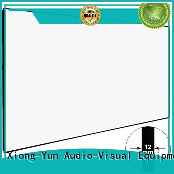 XY Screens hd projector screen