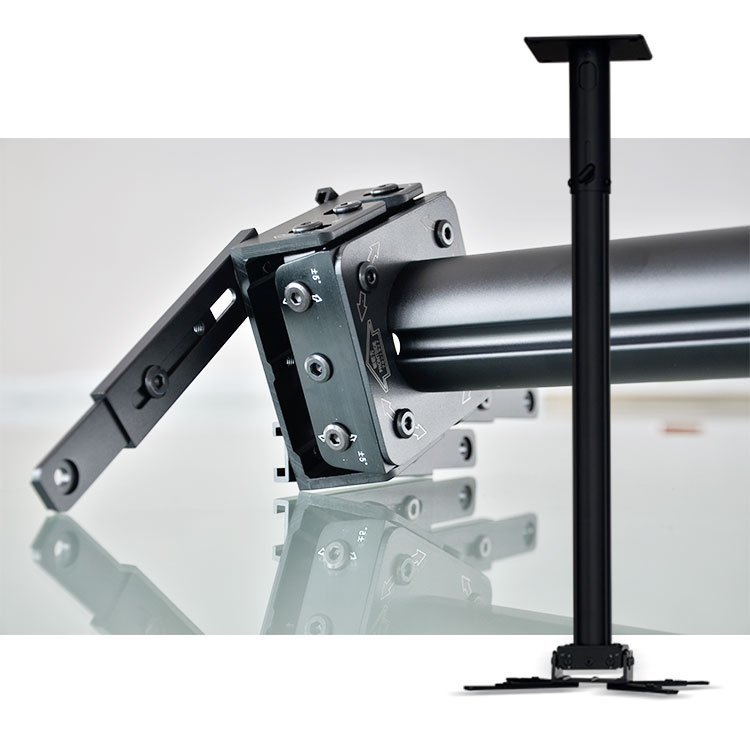 New Universal Projector Mounts for Wall or Ceiling Mounted DJ1E