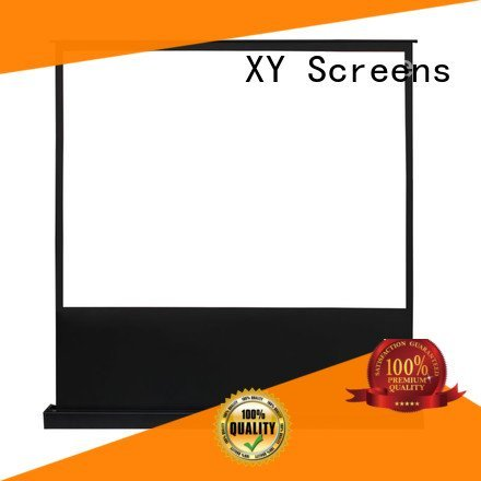 electric screen pull up projector screen 16 9 XY Screens
