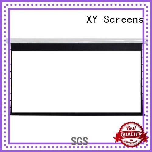 large Custom screen large portable projector screen intelligent XY Screens